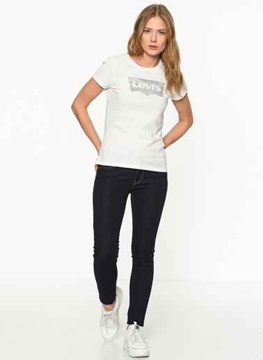 Levi's® Jean Pantolon | 711 - Skinny Lacivert